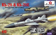 A Model Poland  1/72 Kh28 & Kh28E NATO Code AS9 Kyle Rockets (D)<!-- _Disc_ --> AMZ72288