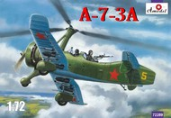 A Model Poland  1/72 A7-3A Soviet Autogiro Fighter/Bomber AMZ72289