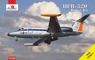 HFB-320 Hansa Lufthansa Jet Airliner (Ltd Edition) #AMZ72328