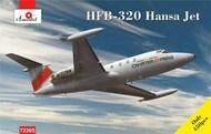 A-Model Poland  1/72 HFB-320 Hansa Jet 'Charter Express' AMZ72365