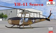 A Model Poland  1/72 YH41 Seneca US Army Helicopter AMZ72366