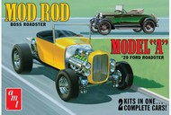 AMT/ERTL  1/25 1929 Ford Model A Roadster (2 Kits) AMT1002