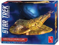 AMT/ERTL  1/750 Star Trek Deep Space Nine Cardassian Galor-Class Warship- Net Pricing AMT1028