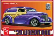 AMT/ERTL  1/25 1939 Wagon Rod AMT1050