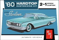 AMT/ERTL  1/25 1960 Ford Starliner Hardtop (2 in 1) AMT1055