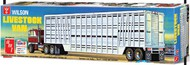 AMT/ERTL  1/25 Wilson Livestock Van Trailer AMT1106