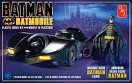 Batman 1989 Movie Batmobile w/Resin Batman Figure #AMT1107