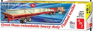 AMT/ERTL  1/25 Great Dane Extendable Flatbed Trailer AMT1111