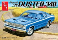 AMT/ERTL  1/25 1971 Plymouth Duster 340 Muscle Car AMT1118