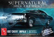 AMT/ERTL  1/25 Supernatural Night Hunter 1967 Impala Car - Pre-Order Item AMT1124