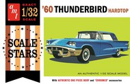 AMT/ERTL  1/32 1960 Ford Thunderbird Car AMT1135