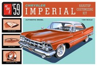 AMT/ERTL  1/25 1959 Chrysler Imperial Car AMT1136