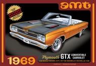 AMT/ERTL  1/25 1969 Plymouth GTX Convertible Car AMT1137