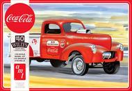 Coca-Cola 1940 Willys Gasser Pickup Truck #AMT1145