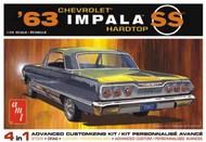 1963 Chevy Impala SS #AMT1149