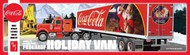 AMT/ERTL  1/25 Coca-Cola Fruehauf Holiday Hauler Semi Trailer AMT1165