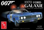 James Bond 1970 Ford Galaxie Police Car #AMT1172