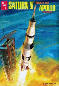 AMT/ERTL  1/200 Saturn V Rocket AMT1174