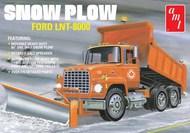 Ford LNT8000 Dump Truck w/ Snow Plow #AMT1178
