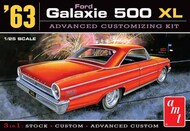 AMT/ERTL  1/25 1963 Ford Galaxie 500 XL Advanced Customizing Kit (3 in 1) - Pre-Order Item AMT1186