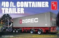 AMT/ERTL  1/24 40' Semi Container Trailer AMT1196