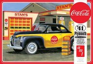 Coca-Cola Plymouth Coupe Car #AMT1197