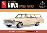 AMT/ERTL  1/25 1963 Chevy II Station Wagon Craftsman Series - Pre-Order Item AMT1202