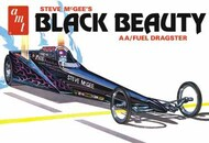 Steve McGee's Black Beauty AA/Fuel Dragster #AMT1214