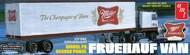 AMT/ERTL  1/25 Miller Beer Fruehauf 40' Semi Trailer - Pre-Order Item AMT1234