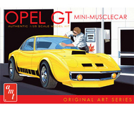AMT/ERTL  1/25 Buick Opel Gt  Wht- Net Pricing AMT729
