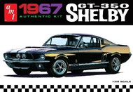 AMT/ERTL  1/25 1967 Shelby GT350 Car (White) AMT800