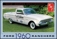 AMT/ERTL  1/25 1960 Ford Ranchero Ohio George Montgomery Drag Car- Net Pricing AMT822