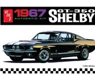 AMT/ERTL  1/25 1967 Shelby GT350 Car (Black) AMT834