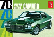 AMT/ERTL  1/25 1970-1/2 Baldwin Motion Chevy Camaro Car (Green) AMT855