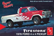 AMT/ERTL  1/25 1978 Ford 4x4 Firestone Super Stones Pickup Truck AMT858