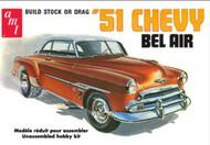AMT/ERTL  1/25 1951 Chevy Bel Air AMT862