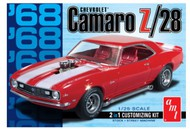AMT/ERTL  1/25 1968 Camaro Z28 Car (2 in 1) AMT868