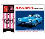 AMT/ERTL  1/32 '63 Studebaker Avanti- Net Pricing AMT885