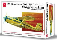 AMT/ERTL  1/48 Beechcraft G17S Staggerwing BiPlane Aircraft- Net Pricing AMT886