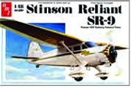 AMT/ERTL  1/48 Stinson Reliant  ##- Net Pricing AMT905