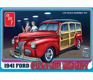 AMT/ERTL  1/25 1941 Ford Custom Woody Car- Net Pricing AMT906