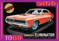 AMT/ERTL  1/25 1969 Cougar Eliminator Car (Orange)- Net Pricing AMT912