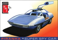 Piranha Super Spy Car (Original Art Series) #AMT916