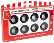 AMT/ERTL  1/25 Firestone Supreme Tire Parts Pack AMTPP27