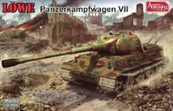 Amusing Hobby  1/35 WW II Project: Lowe PzKpw VII German Tank AUH35A005