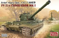 Amusing Hobby  1/35 WW II Project: FV214 Conqueror Mk I British Heavy Tank - Pre-Order Item AUH35A006