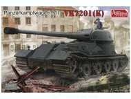 Amusing Hobby  1/35 WW II Project: PzKpw VK7201 (K) German Tank AUH35A007
