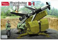 Amusing Hobby  1/35 WW II Project: Rheintochter R-1 Air Defense AUH35A010