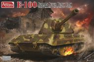 Amusing Hobby  1/35 E-100 German Super Heavy Tank AUH35A015