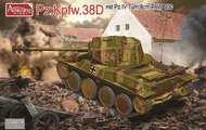 Amusing Hobby  1/35 WW II Project: Pz.Kpfw.38D AUH35A019